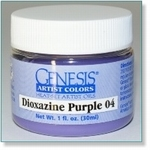 410108 - Paint :  Genesis Dioxazine Purple 04