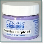 410109 - Paint :  Genesis Dioxazine Purple 05