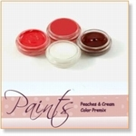 415902 - Paint :  AR Peaches & Cream Compl. set
