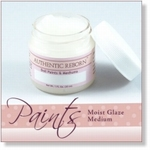 415009 - Paint :  AR Moist Glaze Medium
