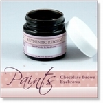 415122 - Paint :  AR Premixed Chocolat Brown Eyebrow