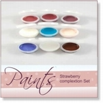 415908 - Paint :  AR Strawberry Paint set