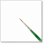 7920 - Paint Supplies : AW  Round brush 1