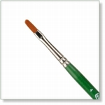 7925 - Paint Supplies : AW  Filbert brush 4
