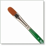 7927 - Paint Supplies : AW  Filbert brush 8