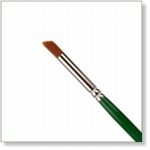 7930 - Paint Supplies : AW Deerfoot Stippler brush 1/4