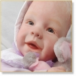 6937 Doll Kit 22`` : Cutie Pie - Head and Limbs