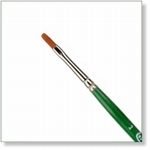 7924 - Paint Supplies : AW  Filbert brush 2