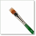 7934 - Paint Supplies : AW Color Comb Brush 1/2