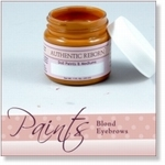 415120 - Paint :  AR Premixed Blond Eyebrow Paint