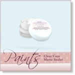 415006 - Paint :  AR Petit Clear Coat Matte Sealer