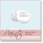 415010 - Paint :  AR Petit Moist Glaze Medium