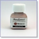 9820 - Real Effect Color 20. Brown 2 matt