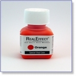 9821 - Real Effect Color 21. Orange matt