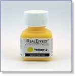 9822 - Real Effect Color 22. Yellow 2 matt
