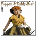 Nr 90 Winter 2010 Dutch Magazine Dolls & Teddybears