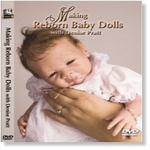 6150 - DVD: Making Reborn Baby Dolls with Denise Pratt Engelstalig