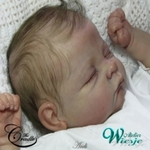 AW380008 - Dollkit 20 : Andi Asleep - Not available