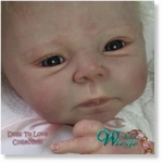 111023 - Dollkit 20 : Maddison - by Adrie Stoete - Not available