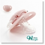 792021 - Accessories : Luxury Pacifier Light Pink