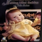 6114 - DVD: Making Mini Babies with Kellie Beckett Engelstalig