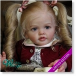 AW300242 - Dollkit 27 - Betty  Limited  999 - UITVERKOCHT