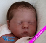 300331 - Dollkit 19  - Willa Limited Edition € 99,90 - Pre Order