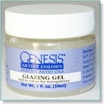 410016 - Paint :  Genesis Glazing Gel