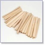 7408 - Paint Supplies : Craft Sticks