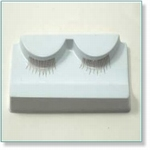 7104 - Rooting : Eyelashes Clear Thread Preemie