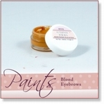 8040 - Paint :  AR Petite Premixed Blond Eyebrow Paint