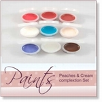 415907 - Paint : AR Peaches & Cream Paint set